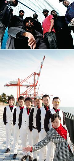 在日ファンク、FISHBONEの来日公演に出演決定!!