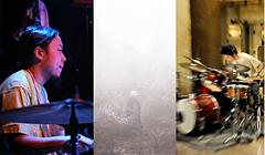世界の大ドラム&大ピアノ大会「3drum3piano」、第三回記念大会開催決定!!!今回のゲストには、MERZBOW、KILLERBONG、DJ BAKU、and more…!!!