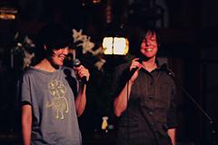 すばらしい共作アルバム、『タラとニカ』をリリースしたばかりのタラ・ジェイン・オニールと二階堂和美の二人による「タラとニカのジャパン・ツアー2011」、間もなくスタート!!