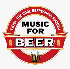 節電中の日本でがんばって仕事している/遊んでいる皆様へ!オトナのエネルギーチャージ・低価格コンピ!「Music For Beer」流通開始!!