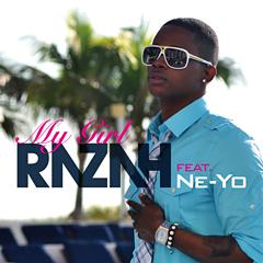 """携帯サイトでも1位獲得!! Razahの2nd Single""""My Girl feat. Ne-Yo""""凄い事になってます!!"""