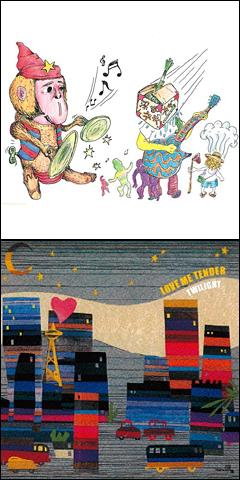 10/9(日)ディスクユニオン吉祥寺店presents!!【突然段ボール×LOVE ME TENDER】店内LIVE開催決定!!