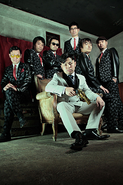 在日ファンク、ニューアルバムタイトル曲「爆弾こわい」がレコチョク着うたフル クラブ/Danceサイトにて1位獲得!
