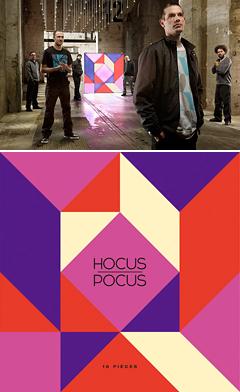 フランスの人気ヒップホップ・バンド、ホーカス・ポーカスがiPhone用Appを無料で発表!!