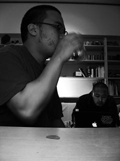 Budamunkとmabanua、ふたりの新進クリエイターが結成した最精鋭ユニット、Green Butter!待望のフル・アルバムの詳細決定!