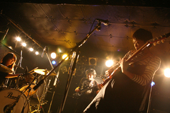 """埋火『""""ジオラマ"""" ReleaseTOUR』最終日、12/20 (Tue) 東京公演にキセルの出演が決定!!"""