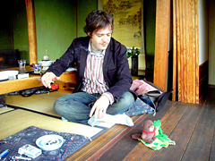 ジム・オルーク、DYSON LAB銀座で無料アコースティック・ライブ