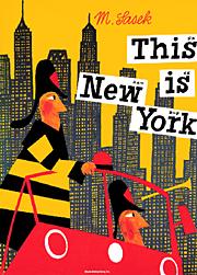 3/10(土)・11(日)テレビ朝日「世界が愛した絵本」番組連動イベントで『ジス・イズ・ニューヨーク』が紹介されます。