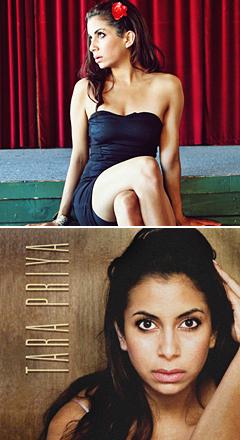 高い作曲能力と抜群の歌唱力そしてエキゾチックな美貌を合わせ持つ話題のソウルシンガー、ターラ・プリーヤのデビューアルバムが期間限定プライスでiTunesにて先行配信開始!