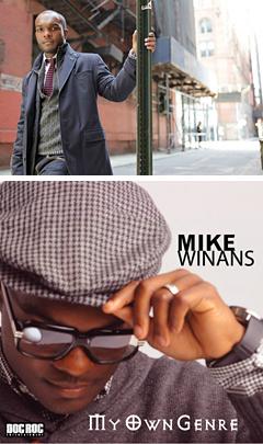 "STAR BASE Distribution第1弾は、裏方のスペシャリスト""Mike Winans""の2011年にリリースしたお宝アルバム!!"