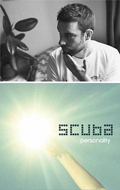 3月21日にニューアルバム『personality』をリリースするScuba。先日ustreamで行われたDJプレイの映像がアーカイヴとして公開されてます!!