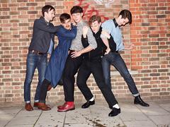 Kitsuneより大物UKロック・バンド、シチズンズ!登場。フランツ・フェルディナンドのアレックスが全面プロデュースしたデビュー・アルバム、5月16日日本先行発売!