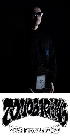 """今週末のTONOSAPIENSの""""STRAIGHTOUTTAHEIGHTS TOUR""""にNORTH SMOKE INGよりMUTAが急遽参戦!"""
