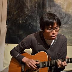 """青山陽一""""Lonesome Invader Tour 2012 静岡&鎌倉""""!ソロでタップリ魅せます!じっくり聴かせます!"""