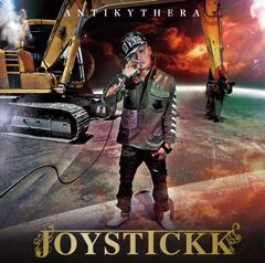 JOYSTICKKの7月にリリース予定の新作『ANTIKYTHERA』のジャケットとトラックリストが決定!