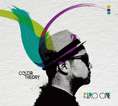 Shing02やSam Ockなどの人気アーティストを迎え、久々となるKero Oneのアルバム『Color Theory』が本日リリース!アルバムのメイキング・ビデオも公開中!!