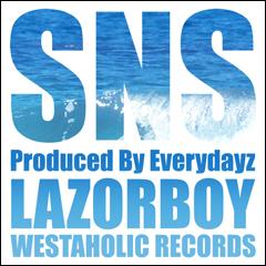"LAZORBOYによる今一番会いたい大切な人へ贈るメッセージ・ソング""SNS""の先行配信が本日よりスタート!"