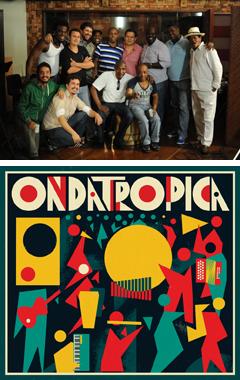 クァンティックことウィル・ホランドによるコロンビア/ラテン音楽探求の集大成となる一大プロジェクト「オンダトロピカ」!まさしくコロンビア版「ブエナ・ビスタ・ソシアル・クラブ」ともいえる待望のアルバムがいよいよ発売!