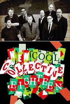 今年のフジロックでは2ステージに出演する最高のダンス・ジャズ・コンボ、New Cool Collectiveの日本ツアーが今週末からスタート!!