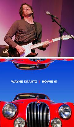 コンテンポラリー・ジャズの人気ギタリスト、ウェイン・クランツが、新作『ハウイー・シックスティワン』を携えて敏腕ミュージシャンとともに来日公演決定!!