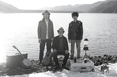 WATER WATER CAMEL『おんなのこがわらう時』RELEASE TOUR 2012-2013!各地公演続々決定!