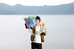 トクマルシューゴ、タワーレコードの意見広告シリーズ「NO MUSIC, NO LIFE?」ポスター最新版に登場!!
