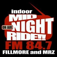 FILLMOREの新番組「Mid Night Ride」が本日よりFM横浜にてスタート!