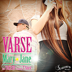 """最新シングル""""Mary☆Jane""""も好調なVARSEが次なるシングル曲""""When i going...""""を先行プレヴュー!"""