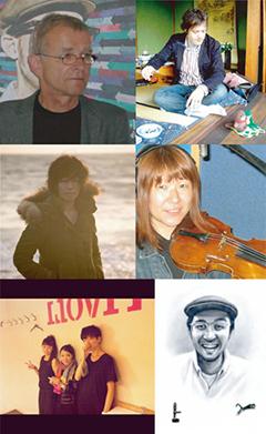 ジャーマン・プログレッシヴのオリジネイター、クラスター、ハルモニアのディーター・メビウス来日!ジム・オルークとのセッション、プロジェクト・アンダーク(Phew+小林エリカ)+ディーター・メビウス公演も!