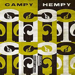 """11月7日に発売になるCAMPANELLA & TOSHI MAMUSHI """"campy & hempy"""" のCMをYOUTUBEにて公開中!"""
