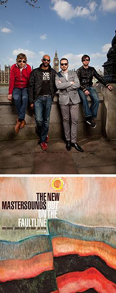 11/7に待望の新作アルバムをリリースするTHE NEW MASTERSOUNDSの最新ミュージックビデオ「You Mess Me Up」が公開開始!!