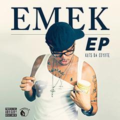 KUTS DA COYOTEのデジタル限定EP『EMEK EP』、本日より配信開始!