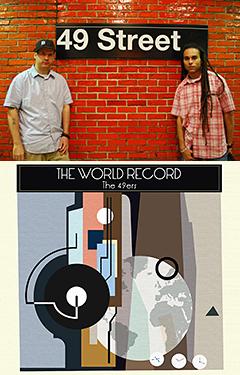 11/21に新作アルバムをリリースする人気ヒップホップ・デュオ、The 49ersの新作ミュージックビデオが公開開始!!