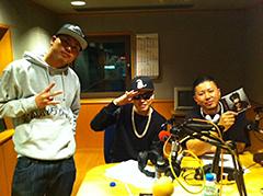 FILLMORE & MUROZOによる話題のラジオ・プログラム「Mid Night Ride」へ、新作をリリースしたばかりのAK-69のゲスト出演が決定!