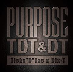 "NORAのメンバー、Ticky ""D"" Tacと埼玉の語り屋、Dix-Tによるユニット、TDT & DTのファースト・シングルが本日より先行配信開始!"