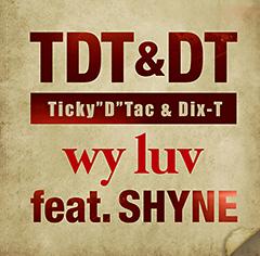 "NORAのメンバー、Ticky ""D"" Tacと埼玉の語り屋、Dix-Tによるユニット、TDT & DTの第二弾シングルが本日より配信開始!"