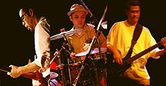 今週の3/1金曜日!! ☆リトルテンポ・リディムセクション《佐々木育真:Guitar / SEIJI BIG BIRD:Bass / 大石幸司:Drums》遂に東京で初のライブ!!!! お見逃しなく!