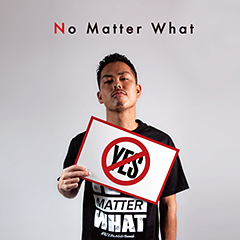 """早くも完成したMUROZOの新曲""""No Matter What"""" feat. SiSY、配信がスタート!"""