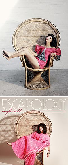 4月3日に新作アルバム『Escapology』をリリースする話題のMaylee Todd、本日14時過ぎからJ-WAVE Tokio Hot 100に出演!!