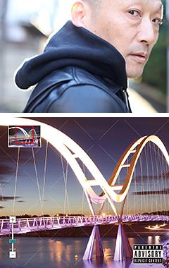15枚目となる新作アルバム『The Bridge - 明日に架ける橋』が大好評のECD、ブラックファイルにてインタビューが近日放送!なんとインタビュワーは田我流!!
