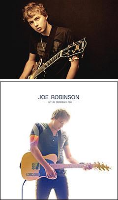 天才ギタリストのジョー・ロビンソン、急遽単独来日公演決定!