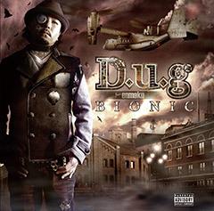 D.u.g(enmaku)の来週リリースを予定している初となるソロ・アルバム『BIONIC』のTrailerが公開!