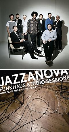昨年の東京公演が大好評だったJazzanova Live feat. Paul Randolph。待望の日本ツアーが決定!!