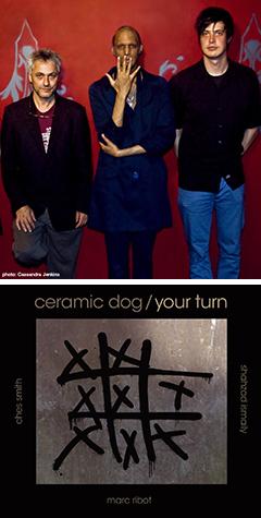 いよいよ来週来日のマーク・リーボウのセラミック・ドッグ!各公演後のサイン会も決定!