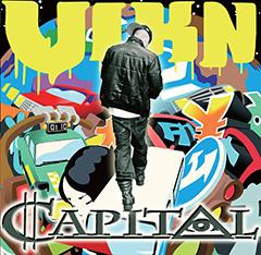"VIKNの初となるソロ・アルバム『Capital』から""Fly Away With Me""が本日より先行配信開始!プロデュースはHirOshima!"