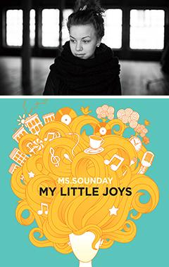 本日iTunes独占先行解禁!シルキーな歌声をもつダイヤの原石Ms.Soundayが紡ぐ極上ロシアンネオソウル/R&B!
