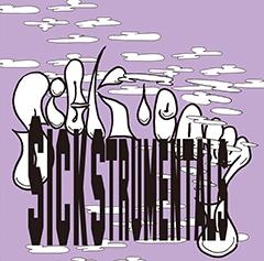SICK TEAMの来月にリリースを予定している『Sick Team - Sickstrumentals』のジャケットとトラックリストが決定しました!