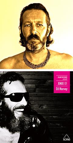 DJ HARVEY 2013 PLATINUM TOUR OF JAPAN、間もなく開催。シーンの頂点に立ち続ける絶対王者、再び日本へ!