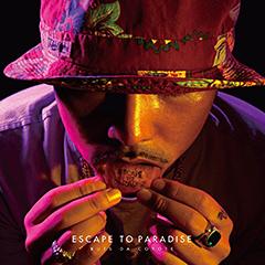 KUTS DA COYOTEの7月にリリースを予定しているデビュー・アルバム『ESCAPE TO PARADISE』のトラックリストが決定!