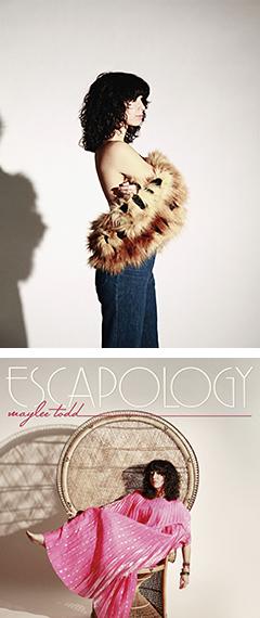 Maylee Toddの昨年リリースしたアルバム『Escapology』収録のヒット曲「Hieroglyphics」のミュージック・ヴィデオが公開中!何と撮影場所は渋谷!?